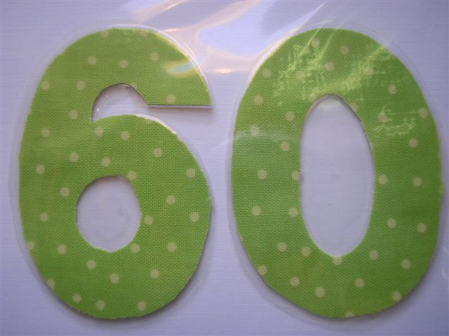 ... 60 years of... Number Sixty